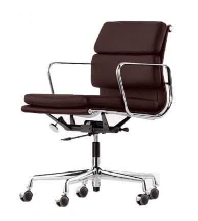 Bild von Charles Eames Soft Pad Group Chair EA 217 (1969)