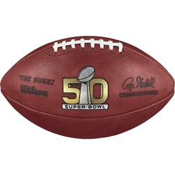 Bild von SUPER BOWL 50 GAME FOOTBALL