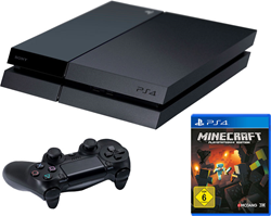 Bild von PlayStation 4 Minecraft Bundle